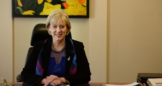 Minister for Arts, Heritage, Regional, Rural and Gaeltacht Affairs Heather Humphreys